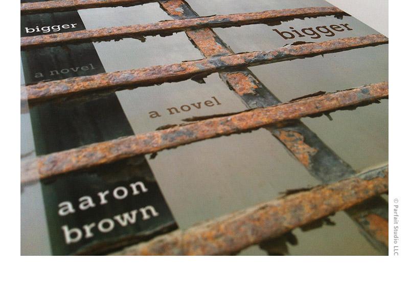 Bigger Book Cover Detail