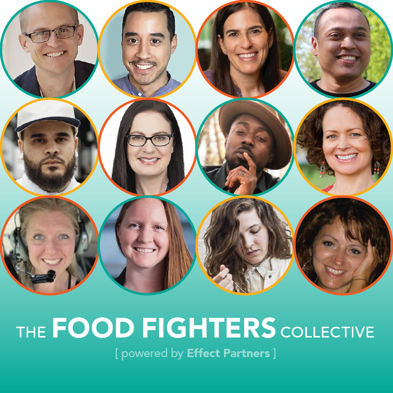 The Food Fighters Collective [ Powered by Effect Partners ]